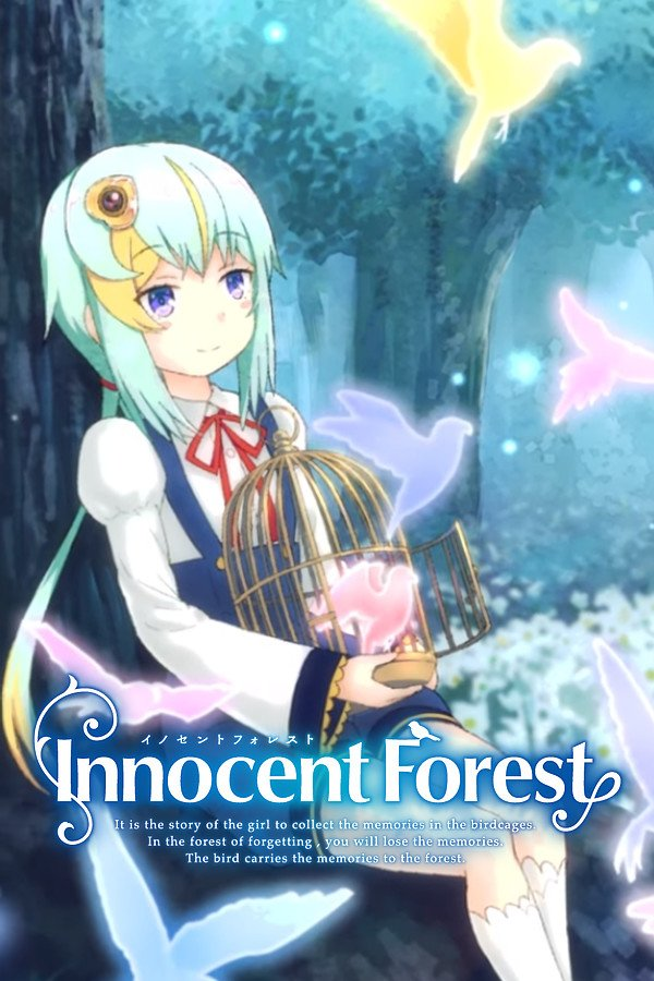 "Featured image for ""Innocent Forest: The Bird of Light"""