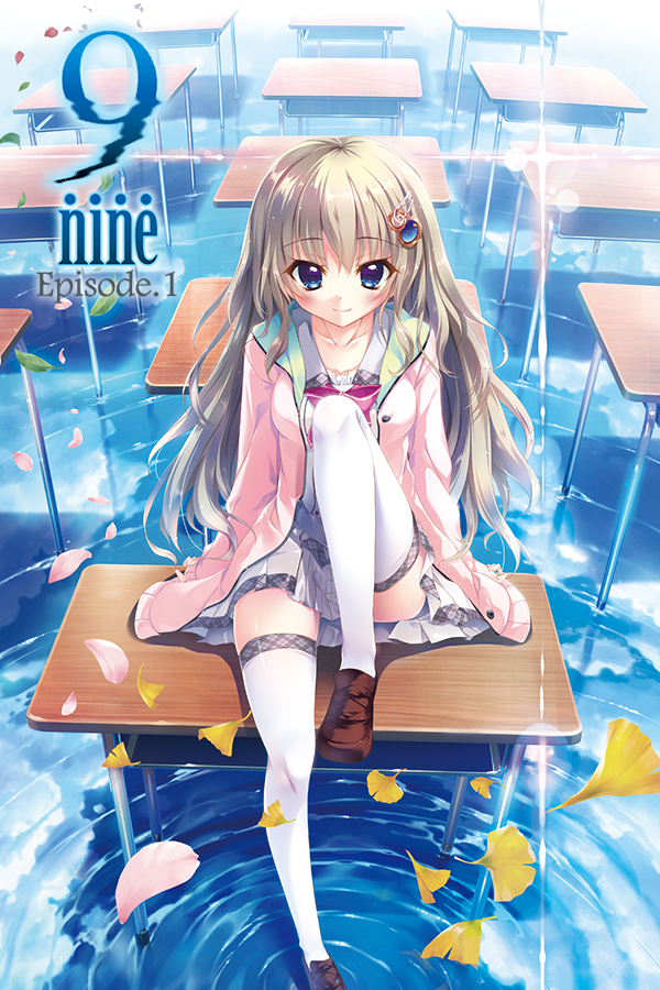 "Featured image for ""9-nine-:Episode 1"""