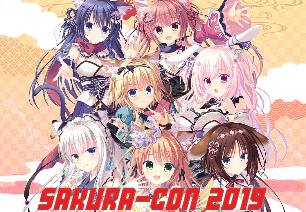 "Featured image for ""Sakura-Con 2019 Announcements"""