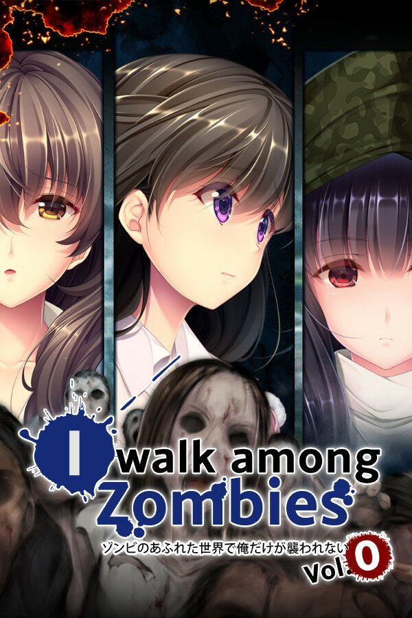 "Featured image for ""I Walk Among Zombies Vol. 0"""