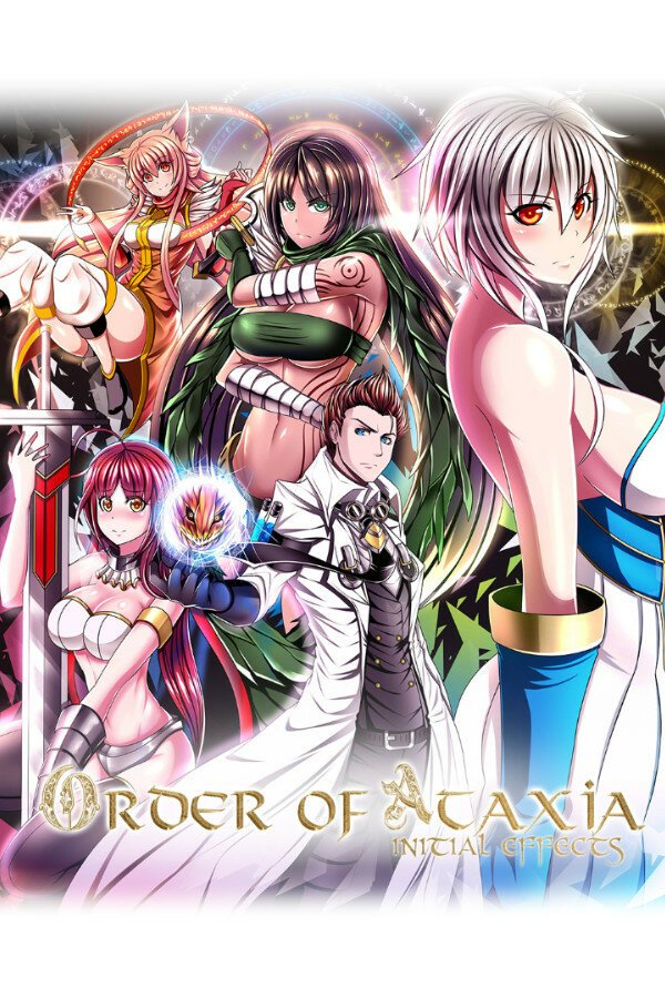 """Featured image for """"Order of Ataxia: Initial Effects"""""""