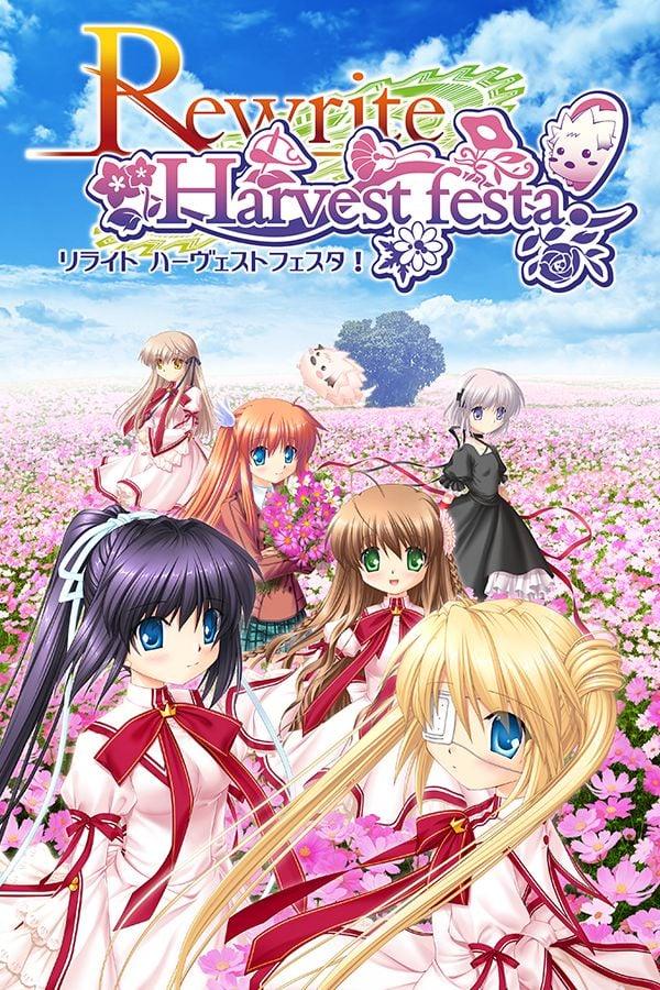 "Featured image for ""Rewrite: Harvest Festa"""