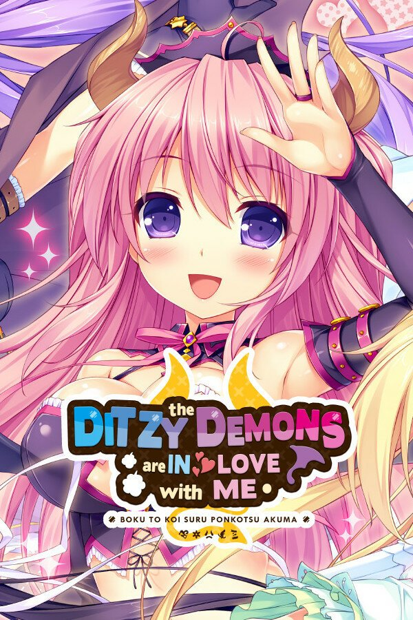 "Featured image for ""The Ditzy Demons Are in Love With Me"""