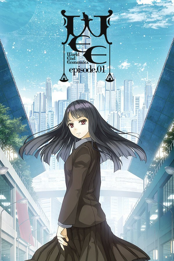"""Featured image for """"WORLD END ECONOMiCA episode.01"""""""