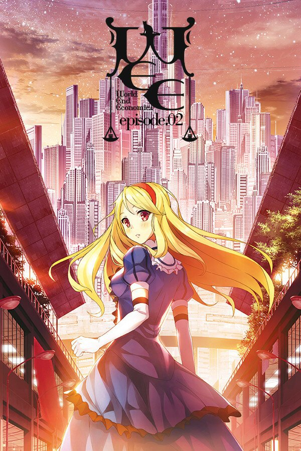 "Featured image for ""WORLD END ECONOMiCA episode.02"""