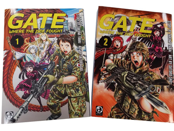 "Featured image for ""Gate Vol 2, The Delays and an Apology"""