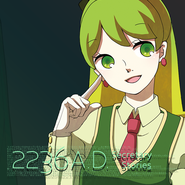 """Featured image for """"2236 A.D. Secretary Stories Released On Steam!"""""""
